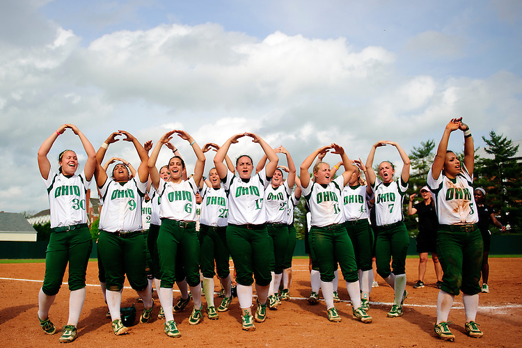 Ohio Softball Team