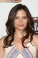 HOLLYWOOD, CA - JULY 20: Katrina Law at the opening of 'Cabaret' at the Pantages Theatre on July 20, 2016 in Hollywood, California. Credit: David Edwards/MediaPunch