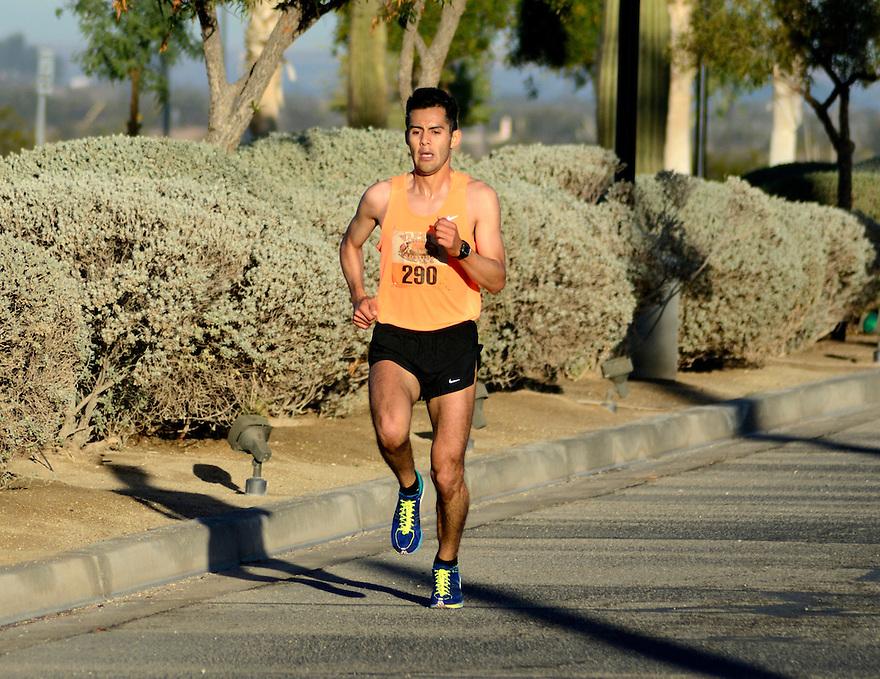 2015 Marathon - Sam Pepper