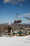 Stratton Mountain Resort, Vermont. 2009.