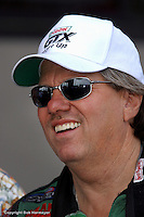 COLUMBUS, OH - MAY 22: Funny Car driver John Force during the Pontiac Performance NHRA Nationals on May 22, 2005, at National Trail Raceway near Columbus, Ohio.