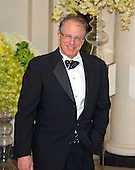 Robert Klein II, President, Klein Financial Corporation &amp; Chairman Emeritus, California Institute of Regenerative Medicine, arrives for the State Dinner in honor of Prime Minister Trudeau and Mrs. Sophie Gr&eacute;goire Trudeau of Canada at the White House in Washington, DC on Thursday, March 10, 2016.<br /> Credit: Ron Sachs / Pool via CNP