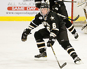Cody Omilusik (Army - 6) - The host Colgate University Raiders defeated the Army Black Knights 3-1 in the first Cape Cod Classic on Saturday, October 9, 2010, at the Hyannis Youth and Community Center in Hyannis, MA.