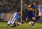 Boca gano de visitante  2-0 ante el Racing Club asi quedando  puntero absoluto del futbol Argentino,