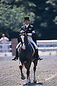 Hiroshi Hoketsu,.JUNE 5, 1988 - Equestrian : Hiroshi Hoketsu in action during the Equestrian competition at the Seoul Olympic qualifying selection in Japan..(Photo by Shinichi Yamada/AFLO) [0348]