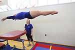 2013 Spring Gymnastics: Los Altos and Mountain View High School