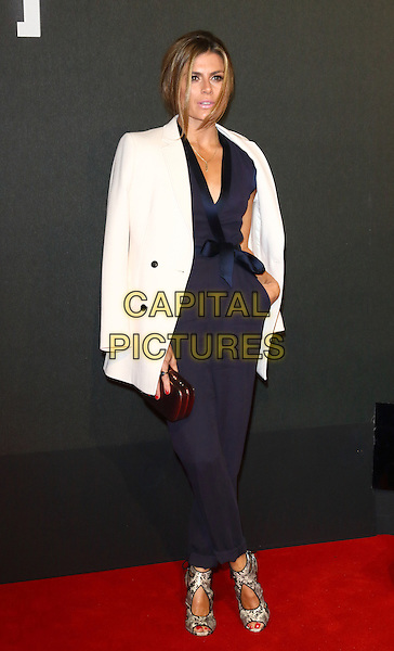 LONDON, ENGLAND - MARCH 11: Zoe Hardman attends the World Premiere of 'Insurgent' at Odeon Leicester Square on March 11, 2015 in London, England<br /> CAP/ROS<br /> &copy;Steve Ross/Capital Pictures