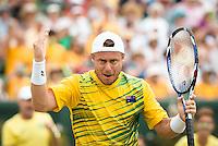 Davis Cup 2016 – AUS v USA