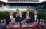 101013 Rangers book launch