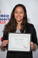 2016 ExxonMobil Texas Sceience and Engineering Fair winners. (photo by Darren Abate)