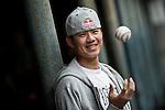 Red Bull Baseball Athlete Tiger Huang - Taiwan 2014