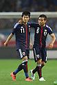 (L to R) .Ryo Miyaichi (JPN), .Yuto Nagatomo (JPN), .MAY 23, 2012 - Football /Soccer : .Kirin Challenge Cup 2012 .between Japan 2-0 Azerbaijan .at Shizuoka Stadium Ecopa, Shizuoka, Japan. .(Photo by YUTAKA/AFLO SPORT) [1040]