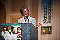 FCC Commissioner Mignon Clyburn addresses the 2011 Gathering of the National Rural Assembly in St. Paul, MN, on Wednesday, June 29.