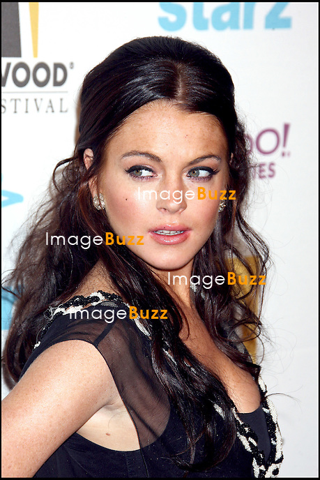 "LINDSAY LOHAN - 10 EME CEREMONIE DE GALA DES ""HOLLYWOOD AWARDS"" A BEVERLY HILLS.."" 10TH ANNUAL HOLLYWOOD AWARDS GALA CEREMONY "", AT THE BEVERLY HILTON HOTEL IN BEVERLY HILLS..LOS ANGELES, OCTOBER 23, 2006...Pic : Lindsay Lohan"