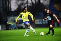 VOETBAL: LEEUWARDEN: Cambuur Stadion, 27-04-2012, SC Cambuur - Telstar, Jupiler League, Eindstand 3-1, Charles Dissels (#7 Cambuur), ©foto Martin de Jong