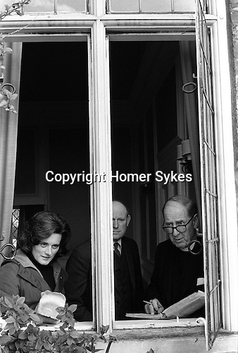 Dame Elizabeth Marvyn Charity. Ufton Court, Near Ufton Nervet, Berkshire, England 1974.<br />