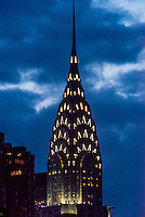 USA-New York City-Skyscrapers-Chrysler Building