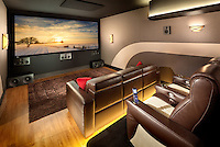 Customized Home Theater