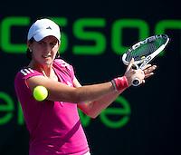Kristina BARROIS (GER) against  Mariya KORYTTSEVA (UKR) in the first round. Koryttseva beat Barrois 2-6 6-3 6-3..International Tennis - 2010 ATP World Tour - Sony Ericsson Open - Crandon Park Tennis Center - Key Biscayne - Miami - Florida - USA - Wed 24 Mar 2010..© Frey - Amn Images, Level 1, Barry House, 20-22 Worple Road, London, SW19 4DH, UK .Tel - +44 20 8947 0100.Fax -+44 20 8947 0117