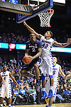 Xavier Vs DePaul - Allstate Arena - Jan. 20, 2014