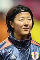 Yuki Nagasato (JPN), .April 1, 2012 - Football / Soccer : .KIRIN Challenge Cup 2012 .Match between Japan 1-1 USA .at Yurtec Stadium Sendai, Miyagi, Japan. .(Photo by Daiju Kitamura/AFLO SPORT) [1045]..