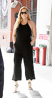 NEW YORK, NY-August 16: Amy Schumer at CBS This Morning to talk about her  new book The Girl with the Lower Back Tattoo in New York. August 16, 2016. Credit:RW/MediaPunch