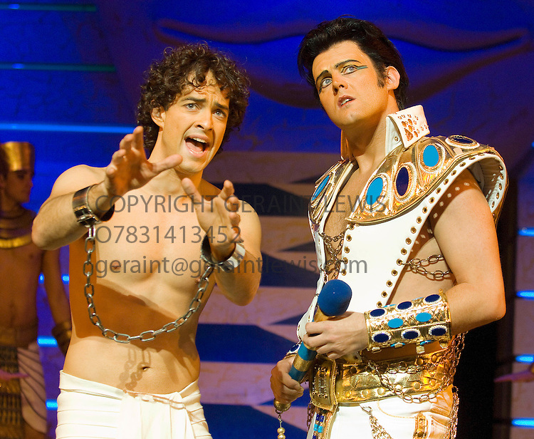 Joseph and the amazing technicolor dreamcoat music by andrew lloyd