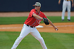 Mississippi's Drew Pomeranz pitches vs. LSU in college baseball in Oxford, Miss. on Saturday, April 23, 2010.