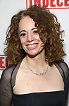 Rebecca Taichman attends the Broadway Opening Night After Party for  'Indecent' at Bryant Park Grill on April 18, 2017 in New York City.