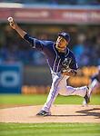 2013-06-22 MLB: Los Angeles Dodgers at San Diego Padres