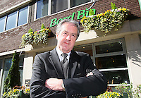 26/03/12 Aidan Cotter, Chief Executive of Bord Bia, The Irish Food Board pictured near his Dublin office this afternoon... Picture Colin Keegan, Collins, Dublin.
