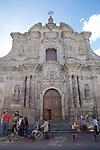 La Compania Church, Quito
