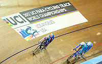 Picture by Alex Whitehead/SWpix.com - 05/03/2017 - Cycling - UCI Para-cycling Track World Championships - Velo Sports Center, Los Angeles, USA.