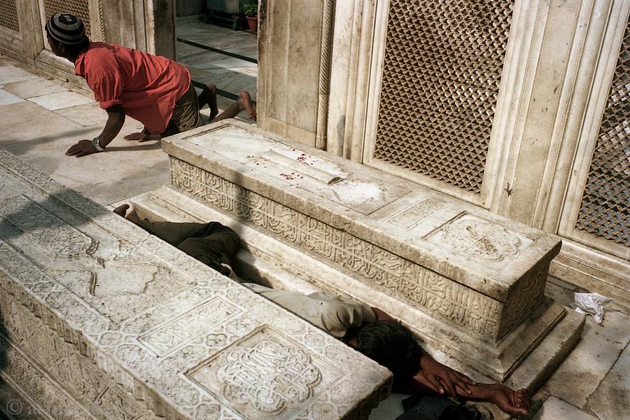 The Nizamuddin Dargah, New Delhi