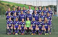 2013.08.12 fotosessie RSC Anderlecht