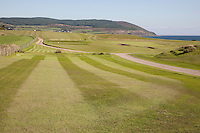 Golf Course at Blackwaterfoot on the Isle of Arran, Scotland