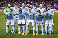 ATLETICO DE MADRID v CELTA DE VIGO. La Liga 2016-2017.