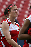 Canada's Randee Hermus on Saturday, May 12th, 2007 at Pizza Hut Park in Frisco, Texas. The United States Women's National Team defeated Canada 6-2 in a women's international friendly.