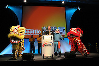 Greater Seattle Chamber of Commerce: 128th Annual Luncheon
