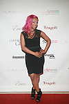 Make-up Artist Kenecia Lashae attends COVERGIRL Queen Collection Presents The 2nd Annual Blackout Awards Held at Newark Hilton Gateway, NJ 6/12/11