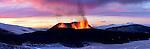Taken during the eruption in Fimmvorduhals April 2010, few days befor Eyjafjalla Jokull erupted.