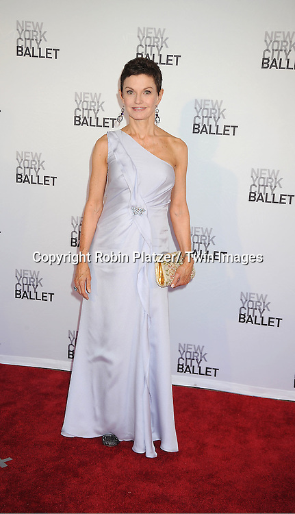 Denise Sobel attends the New York City Ballet Spring Gala on May 10, 2012 at David Koch Theater in Lincoln Center in New York City.
