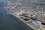 Liverpool Waterfront Aerial Views