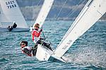 Bow n: 29, Skipper: Wil Wargnier, Crew: Laurent Hayoz, Sail n: SUI 8232