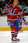 3 February 2007: Montreal Canadiens defenseman Janne Niinimaa (6) of Finland warms up prior to facing the New York Islanders at the Bell Centre in Montreal, Canada. The Islanders defeated the Canadiens 4-2.Mandatory Photo Credit: Ed Wolfstein Photo *** Editorial Sales through Icon Sports Media *** www.iconsportsmedia.com