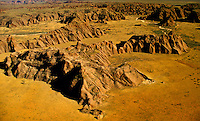 AERIAL OF THE BUNGLE BUNGLES IN NORTH WESTERN AUSTRALIA