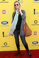 SANTA MONICA, CA, USA - NOVEMBER 16: Lisa Kudrow arrives at the P.S. ARTS Express Yourself 2014 held at The Barker Hanger on November 16, 2014 in Santa Monica, California, United States. (Photo by Celebrity Monitor)