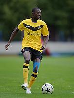 Fussball 2 Bundesliga Saison 2011/2012 Testspiel Dynamo Dresden - FC Grimma Cheikh GUEYE (Dynamo Dresden).
