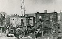 "1961 December 08.Historical..Tidewater Gardens (6-2 & 6-9).Slum Conditions.""Tidewater Dr""..PHOTO CRAFTSMEN INC..NEG# 48-440.NRHA#.."