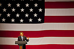 President Obama speaking in Beverly Hills.